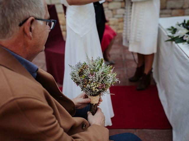 La boda de Bilal y Izaskun en Berango, Vizcaya 16