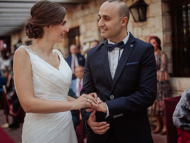La boda de Bilal y Izaskun en Berango, Vizcaya 18