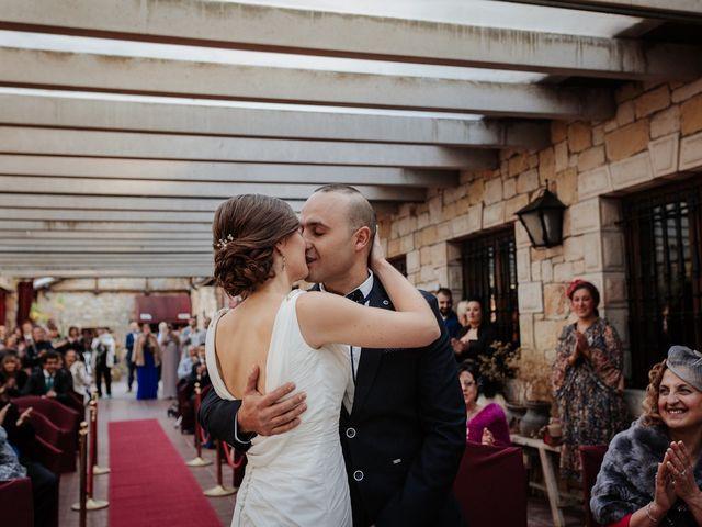 La boda de Bilal y Izaskun en Berango, Vizcaya 19