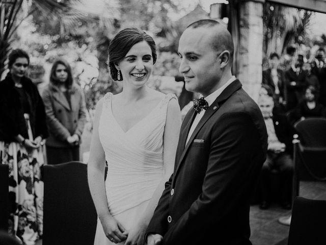 La boda de Bilal y Izaskun en Berango, Vizcaya 17