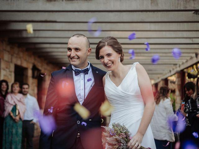 La boda de Bilal y Izaskun en Berango, Vizcaya 20