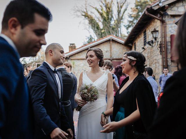 La boda de Bilal y Izaskun en Berango, Vizcaya 22