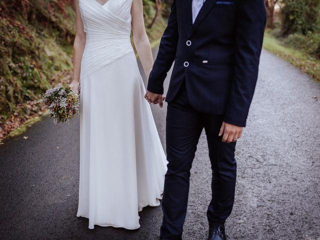 La boda de Bilal y Izaskun en Berango, Vizcaya 24