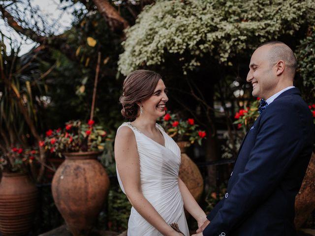 La boda de Bilal y Izaskun en Berango, Vizcaya 27