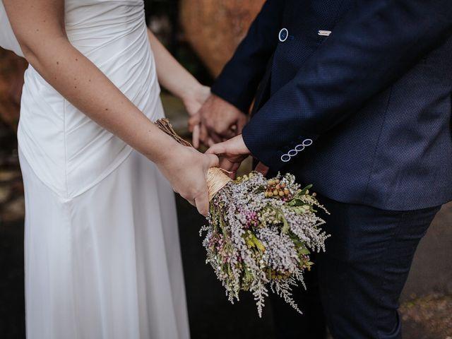La boda de Bilal y Izaskun en Berango, Vizcaya 26