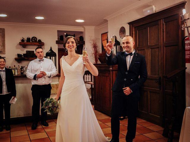 La boda de Bilal y Izaskun en Berango, Vizcaya 28