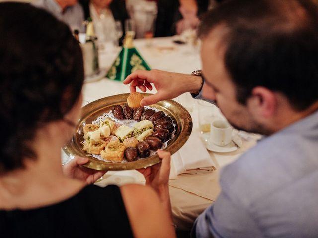 La boda de Bilal y Izaskun en Berango, Vizcaya 31