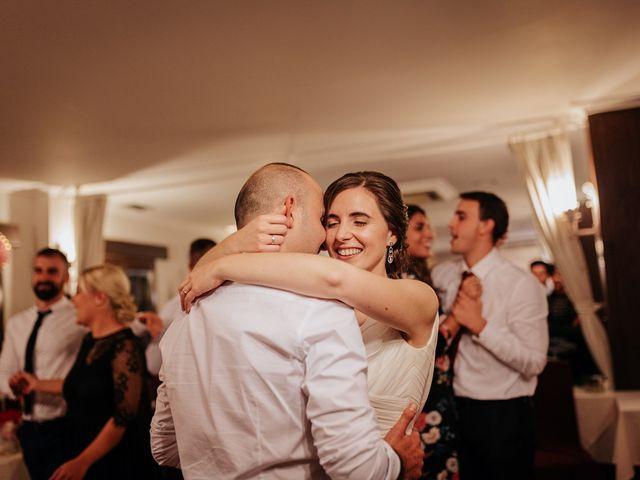 La boda de Bilal y Izaskun en Berango, Vizcaya 36