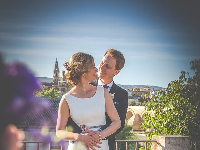 La boda de Tomás y Lola en Córdoba, Córdoba 25