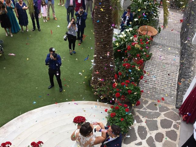 La boda de Jose  y Angie en La Victoria De Acentejo, Santa Cruz de Tenerife 3