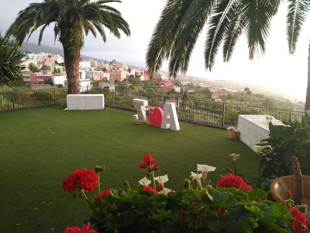 La boda de Jose  y Angie en La Victoria De Acentejo, Santa Cruz de Tenerife 6