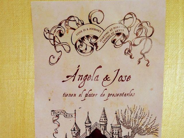 La boda de Jose  y Angie en La Victoria De Acentejo, Santa Cruz de Tenerife 7