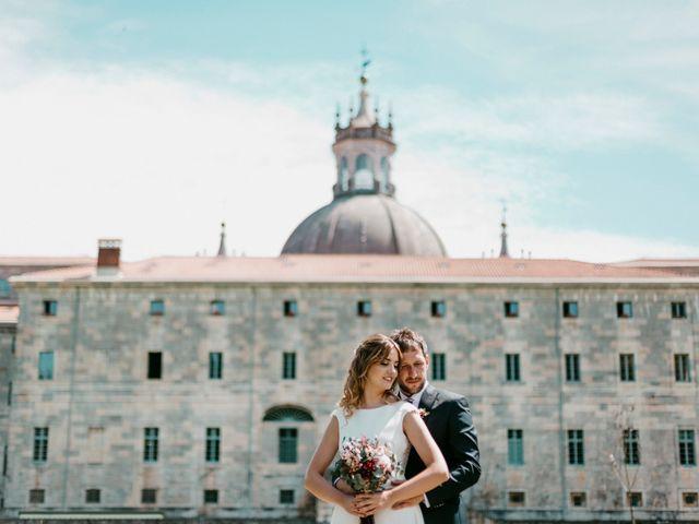 La boda de Leire y Eñaut
