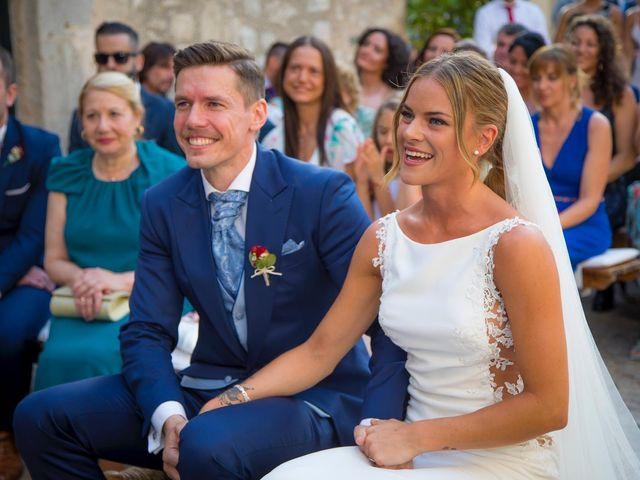 La boda de Pablo y Susana en Montuïri, Islas Baleares 2