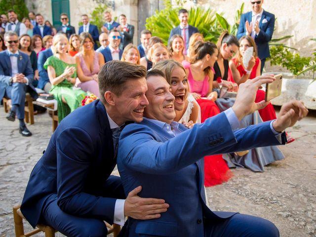 La boda de Pablo y Susana en Montuïri, Islas Baleares 3