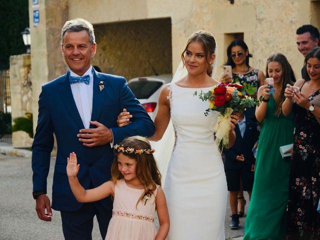 La boda de Pablo y Susana en Montuïri, Islas Baleares 14