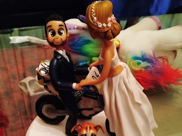 La boda de Oscar y Estela  en Zaragoza, Zaragoza 5