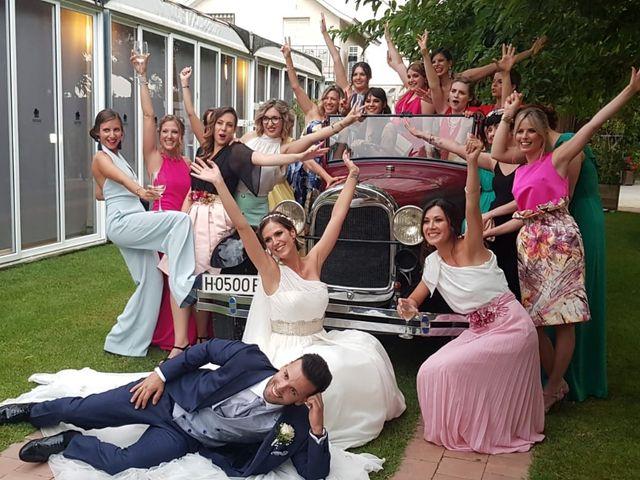 La boda de Oscar y Estela  en Zaragoza, Zaragoza 1