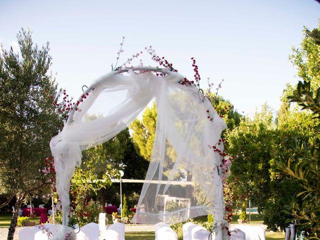 La boda de Pedro y Claudia en El Molar, Madrid 3