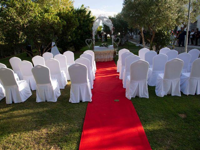 La boda de Pedro y Claudia en El Molar, Madrid 4