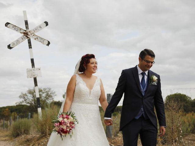 La boda de Javier y Mercedes en Valladolid, Valladolid 1