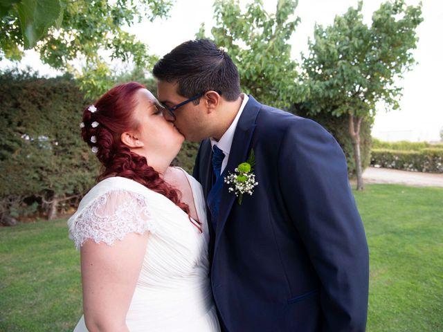 La boda de Claudia y Pedro