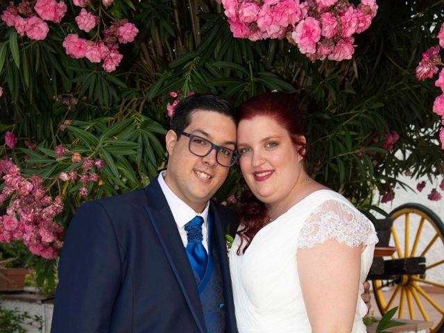La boda de Pedro y Claudia en El Molar, Madrid 2