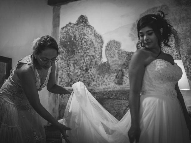 La boda de Fletcher y Andrea en Cabrils, Barcelona 16