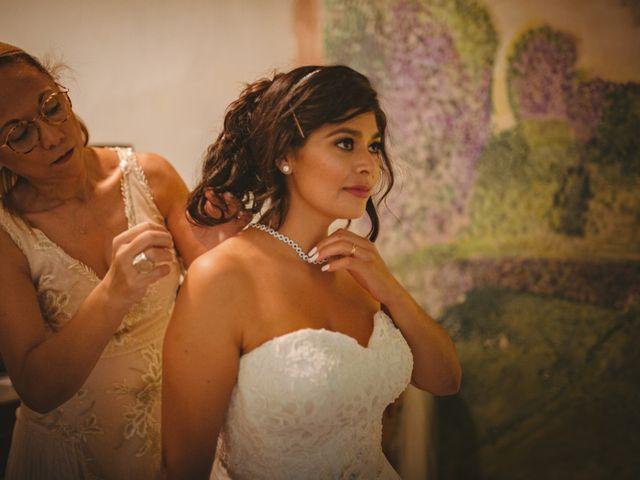 La boda de Fletcher y Andrea en Cabrils, Barcelona 18