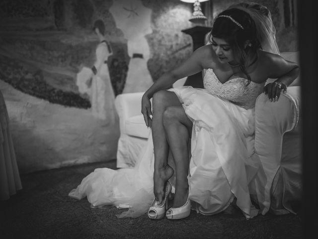 La boda de Fletcher y Andrea en Cabrils, Barcelona 19