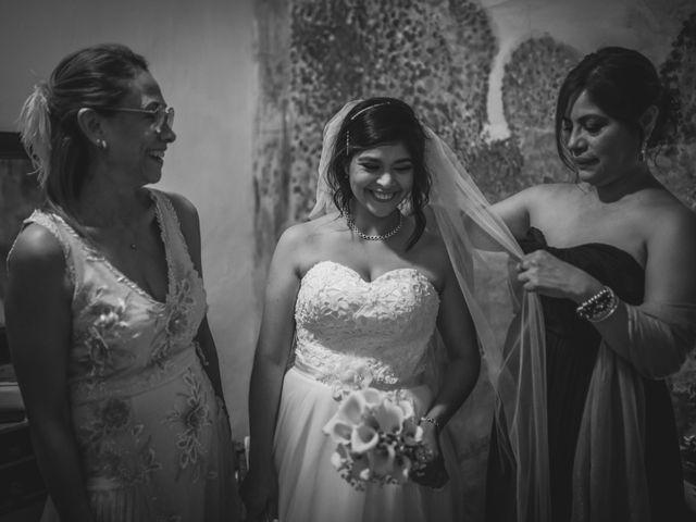 La boda de Fletcher y Andrea en Cabrils, Barcelona 21