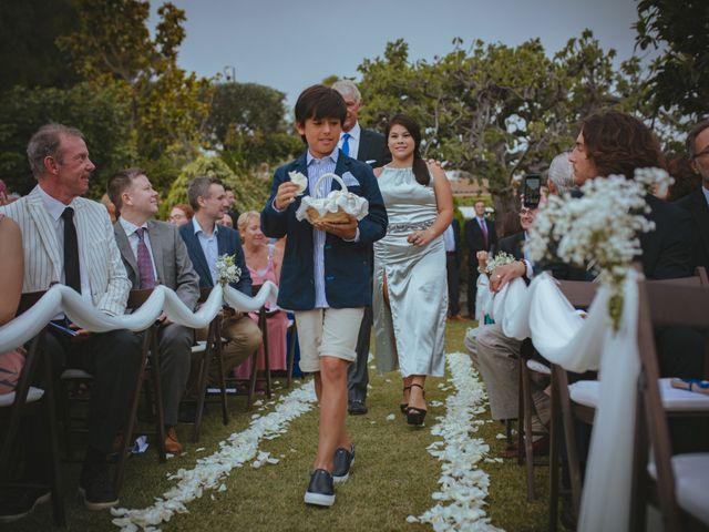 La boda de Fletcher y Andrea en Cabrils, Barcelona 24