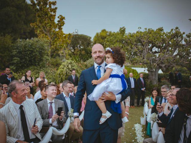 La boda de Fletcher y Andrea en Cabrils, Barcelona 25