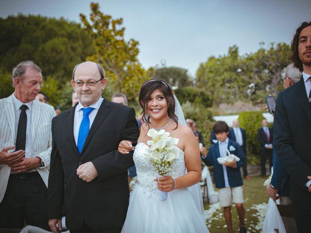 La boda de Fletcher y Andrea en Cabrils, Barcelona 27