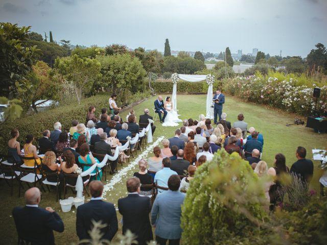 La boda de Fletcher y Andrea en Cabrils, Barcelona 31