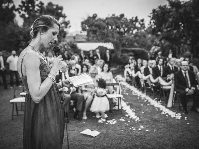 La boda de Fletcher y Andrea en Cabrils, Barcelona 32