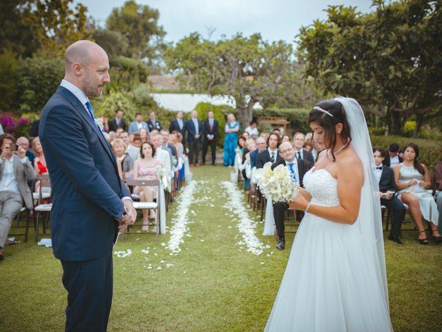 La boda de Fletcher y Andrea en Cabrils, Barcelona 33