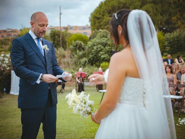 La boda de Fletcher y Andrea en Cabrils, Barcelona 34