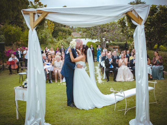 La boda de Fletcher y Andrea en Cabrils, Barcelona 39
