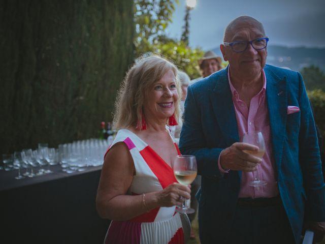 La boda de Fletcher y Andrea en Cabrils, Barcelona 45