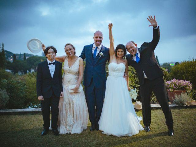 La boda de Fletcher y Andrea en Cabrils, Barcelona 46