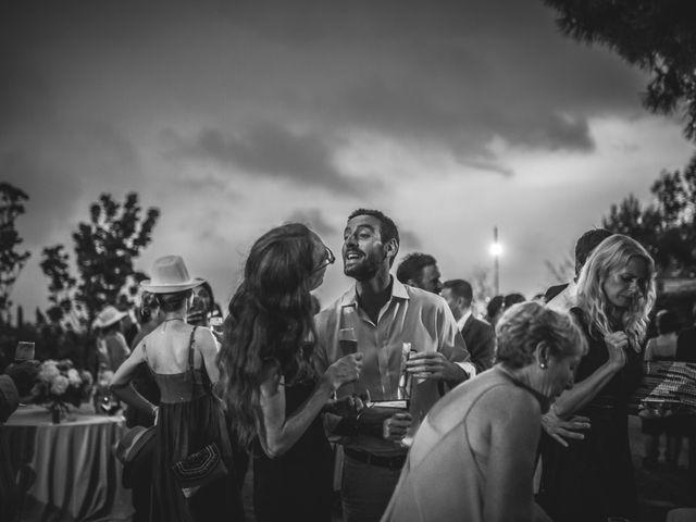 La boda de Fletcher y Andrea en Cabrils, Barcelona 47