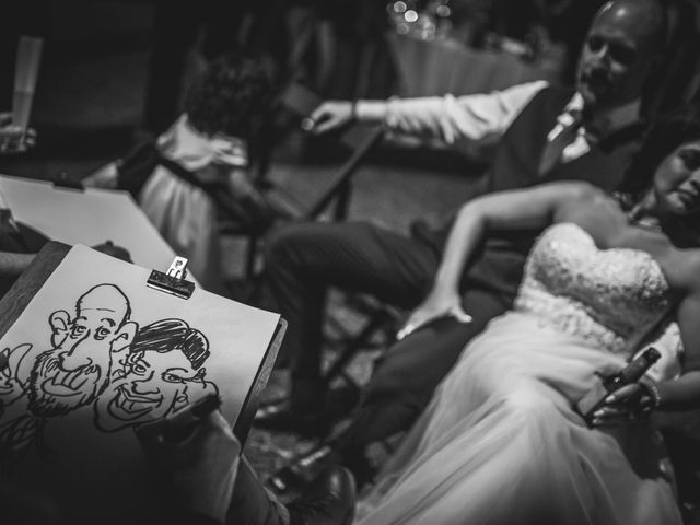 La boda de Fletcher y Andrea en Cabrils, Barcelona 54