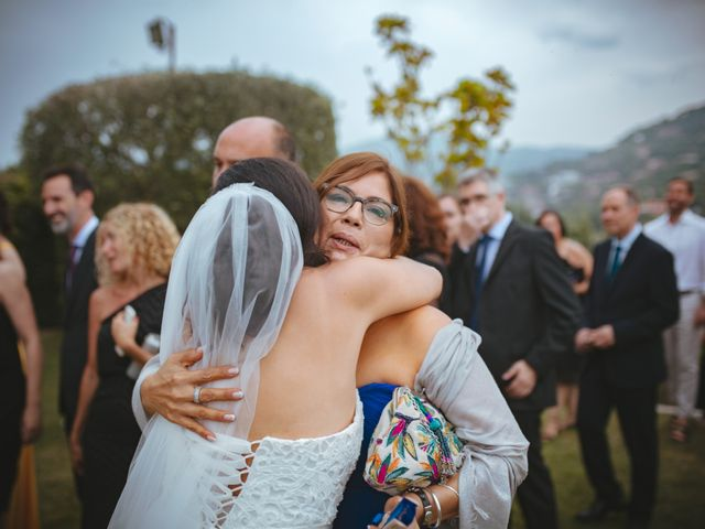 La boda de Fletcher y Andrea en Cabrils, Barcelona 55