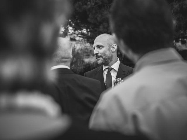 La boda de Fletcher y Andrea en Cabrils, Barcelona 56