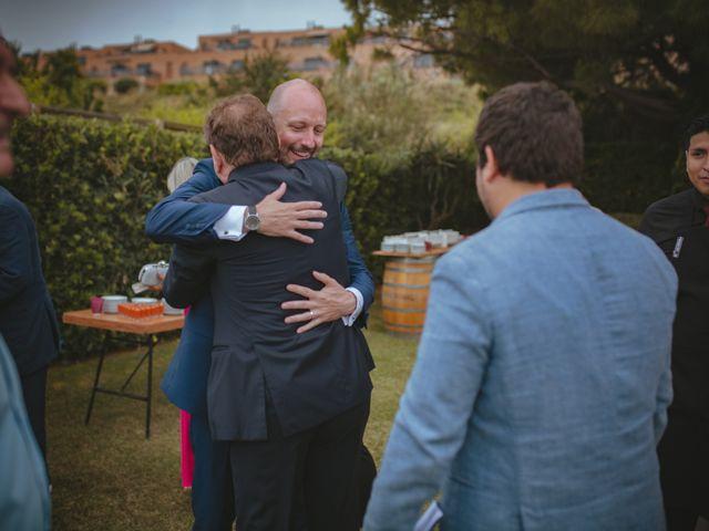 La boda de Fletcher y Andrea en Cabrils, Barcelona 57