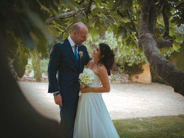 La boda de Fletcher y Andrea en Cabrils, Barcelona 61