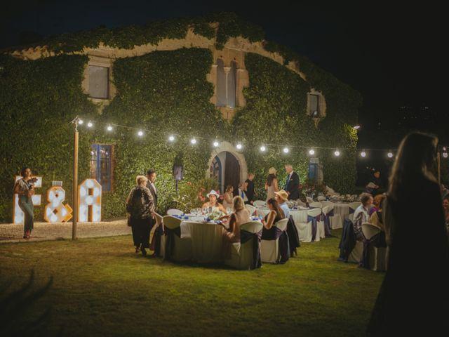 La boda de Fletcher y Andrea en Cabrils, Barcelona 64