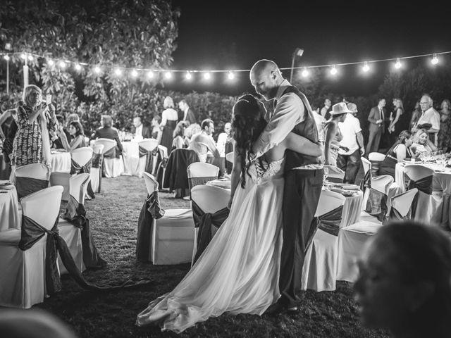 La boda de Fletcher y Andrea en Cabrils, Barcelona 65