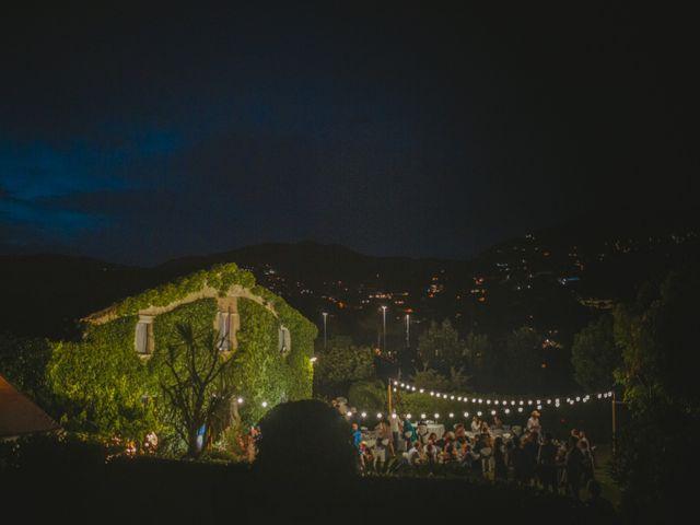 La boda de Fletcher y Andrea en Cabrils, Barcelona 66